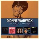 Dionne Warwick Original Album Series [box 5cd Lacrado ]